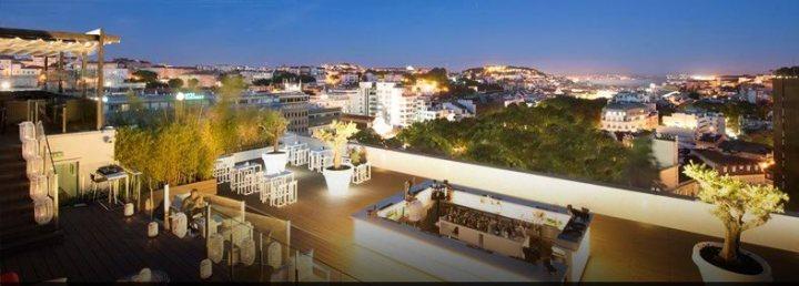 Sky bar Tivoli. Image: Tivolihotels.com