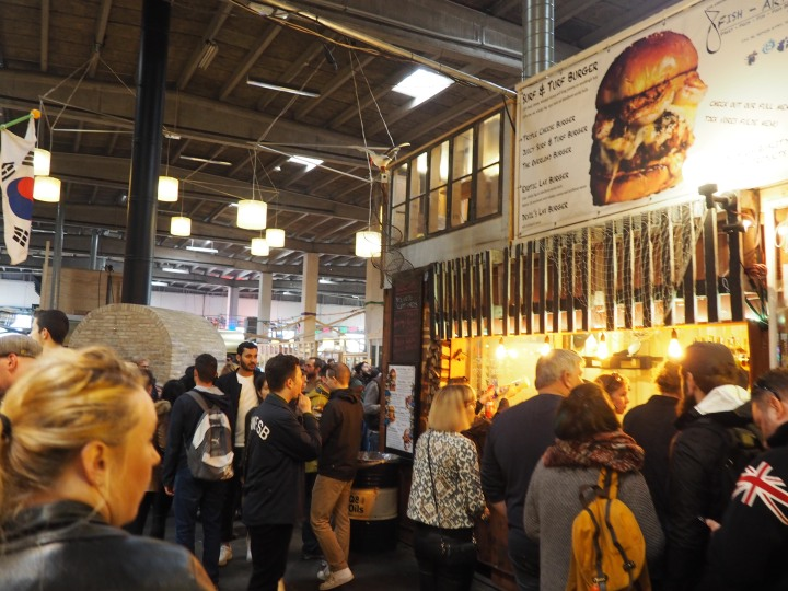 Food Truck market