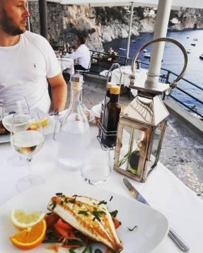 dinner praiano