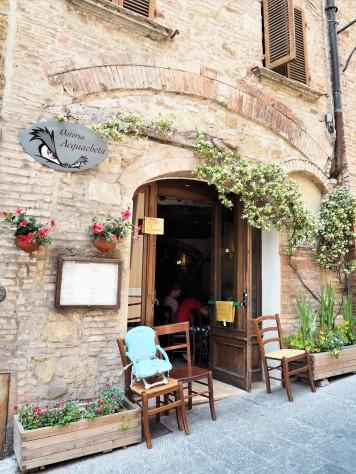 Osteria Acquacheta - Montepulciano