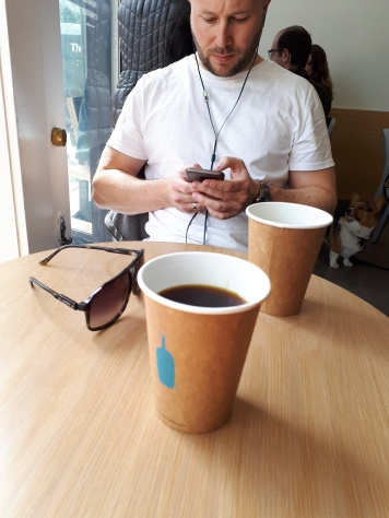 Favourite cafe - Blue bottle